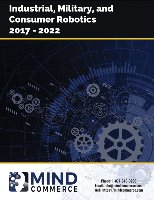 Industrial Robotics Report | Mind Commerce